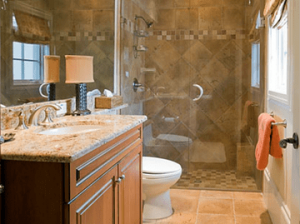 Our skilled crew of carpenters can complete your Bathroom Remodeling project with ease and expertise, no matter how large or small the project.
